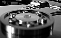 Trapianto motore su hard disk Seagate di vecchia generazione