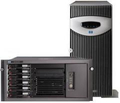 Recupero dati server compaq