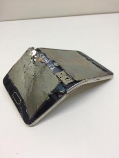 Recuperare dati da Samsung Galaxy A5 spezzato