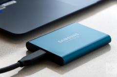 Hard disk esterno: WD My Book e SSD Samsung a confronto per il backup dei dati
