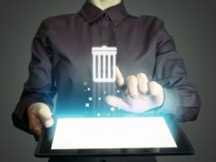 Perchè richiedere una cancellazione sicura dei tuoi dati