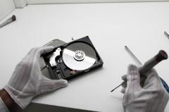 Fast Hard Disk Tester