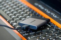 Recuperare dati da hard disk Samsung caduto che fa rumore