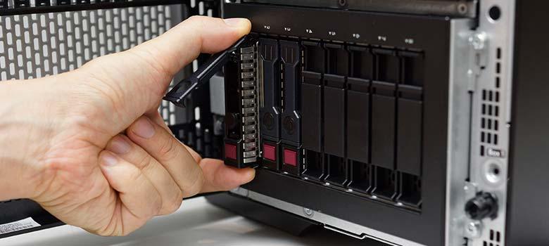 recuperare dati da sistemi raid server
