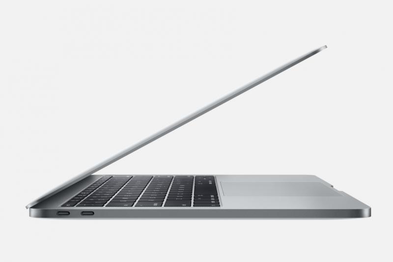Computer apple laptop