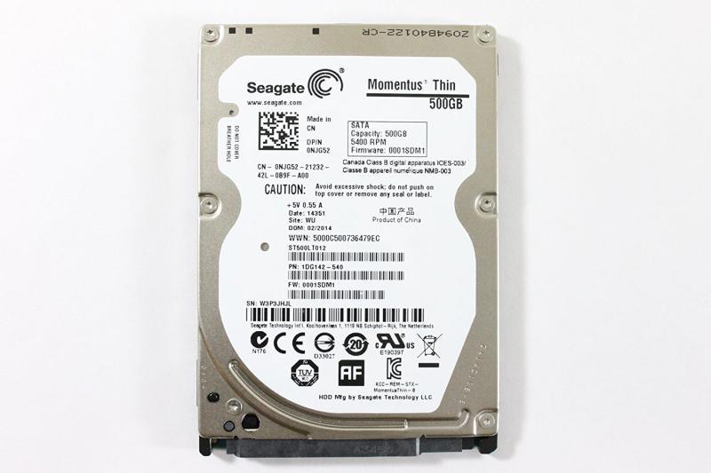 recupero dati hard disk con rumore anomalo in rotazione