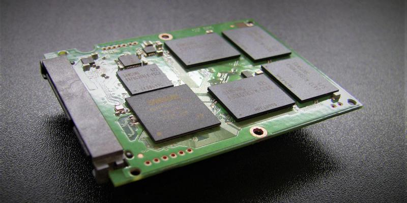 unità a stato solido SSD