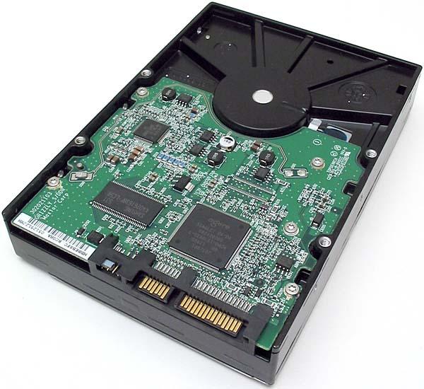 recupero dati hard disk maxtor