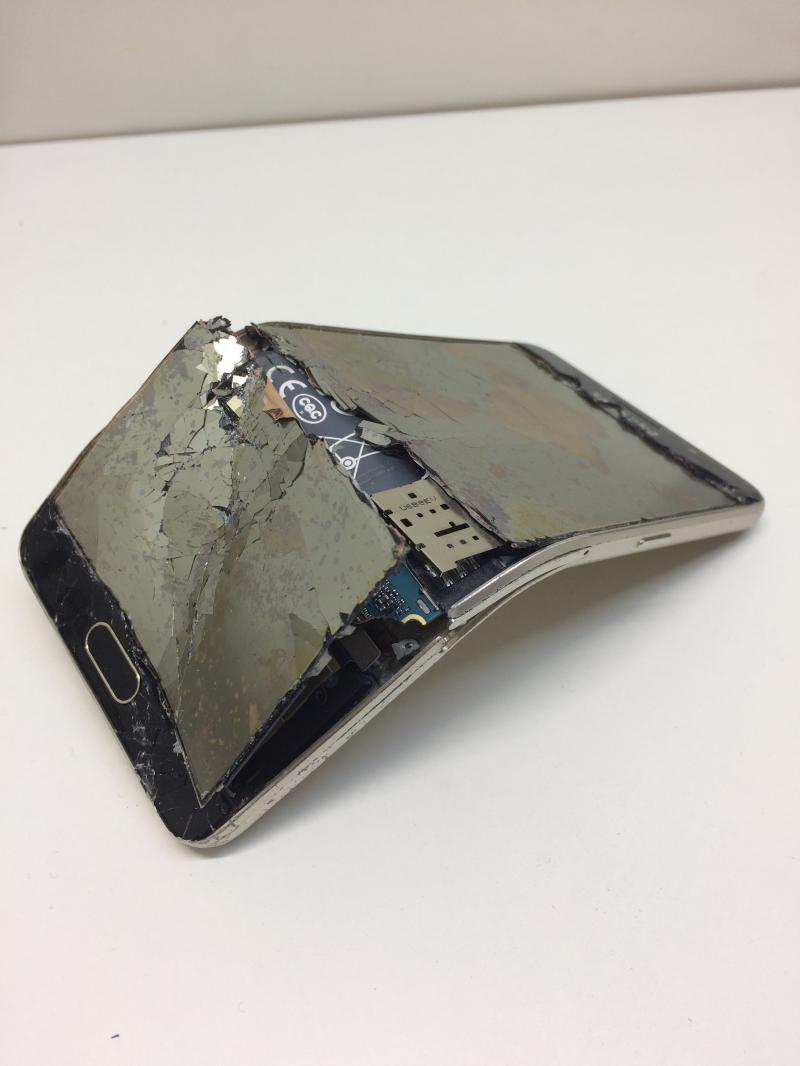 recuperare dati da cellulare Samsung Galaxy A5 spezzato
