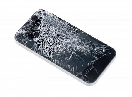 recupero dati cellulare rotto