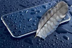 Trattamento antiossido per il recupero dati da cellulare caduto in acqua