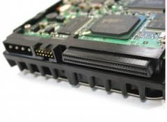 Recupero dati hard disk IBM SCSI con motore danneggiato