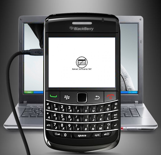 recupero dati cellulare blackberry