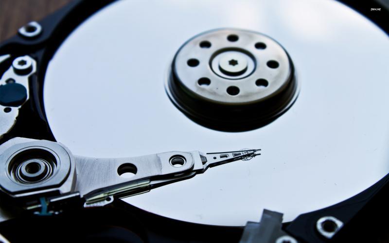 recupero dati hard disk sigilli di garanzia rimossi