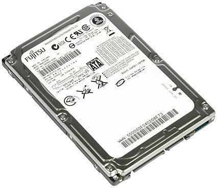 recuperare dati da un hard disk Fujitsu che chiede di formattare il volume