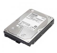 Assistenza tecnica hard disk Toshiba