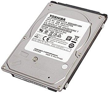 recuperare i dati da un hard disk Toshiba secondario con rumore di testine