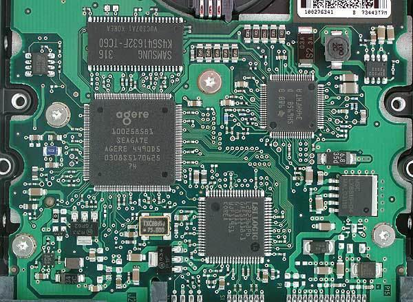 recupero dati hard disk elettronica danneggiata