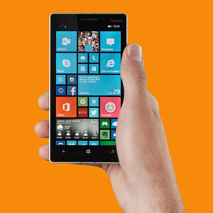 recupero dati Nokia Lumia