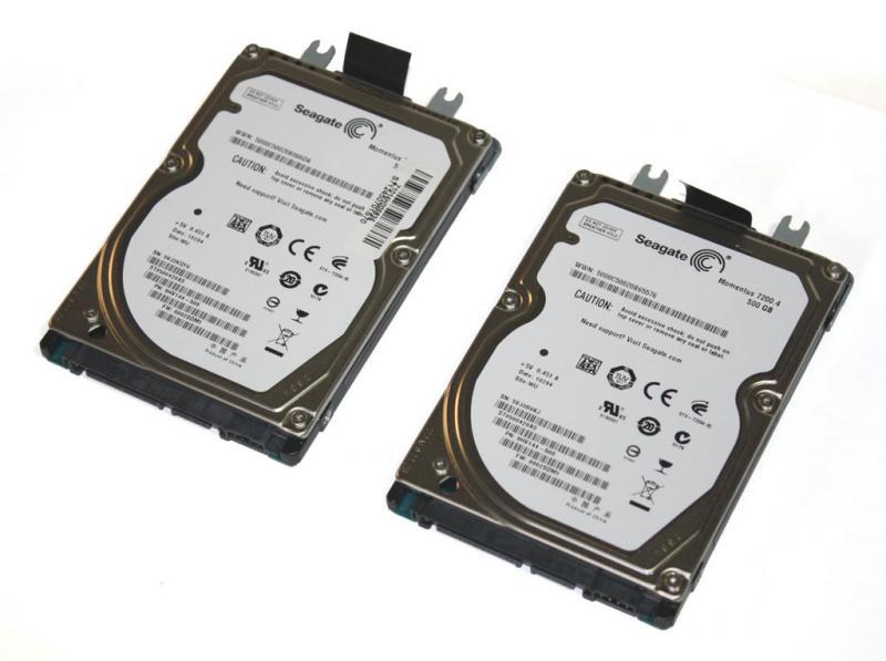 recuperare dati da un hard disk interno Seagate dopo la caduta del portatil