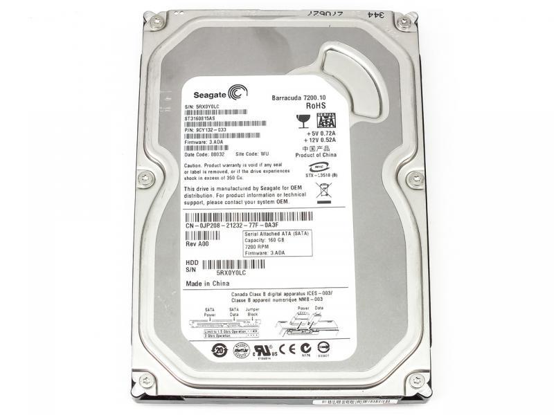 recupero dati hard disk seagate barracuda