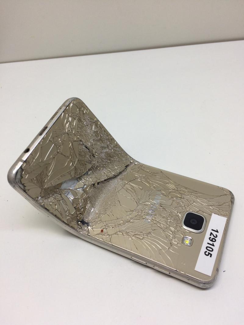 recuperao dati cellulare Samsung Galaxy A5 spezzato