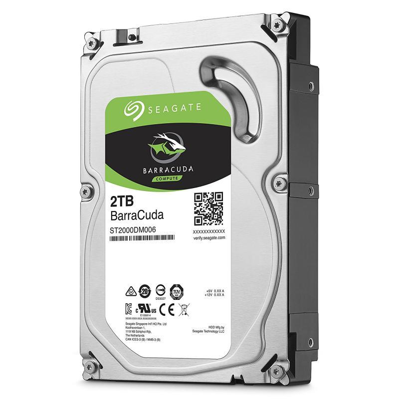 recuperare i dati da un hard disk Seagate ST2000DM006 con danno elettrico
