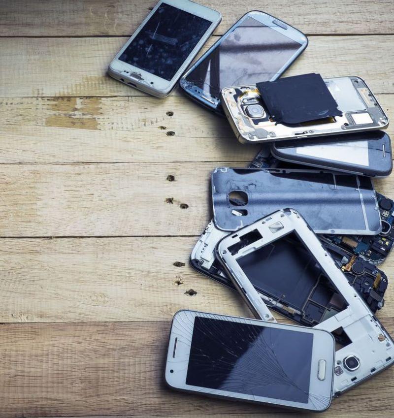 Recuperare dati da cellulare danneggiato