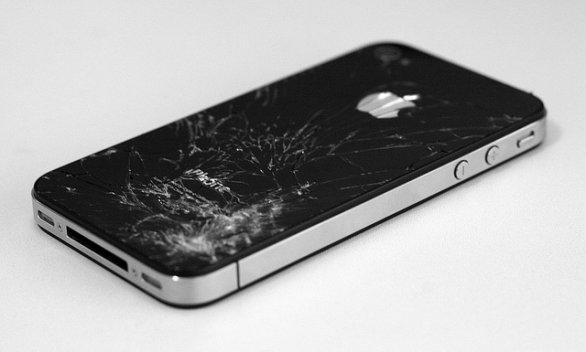 recupero dati cellulare apple rotto