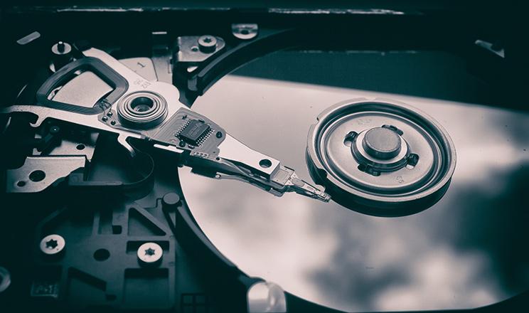 Data Recovery da hard drive danneggiati