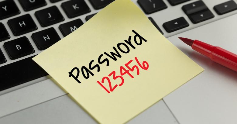 recupero dati protetti da password