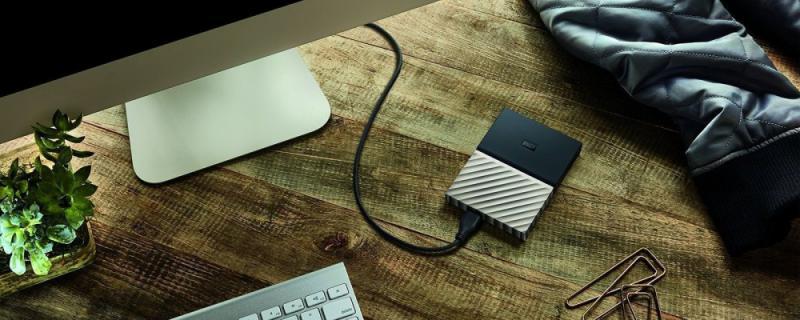 recupero file che non si aprono da hard disk Western Digital