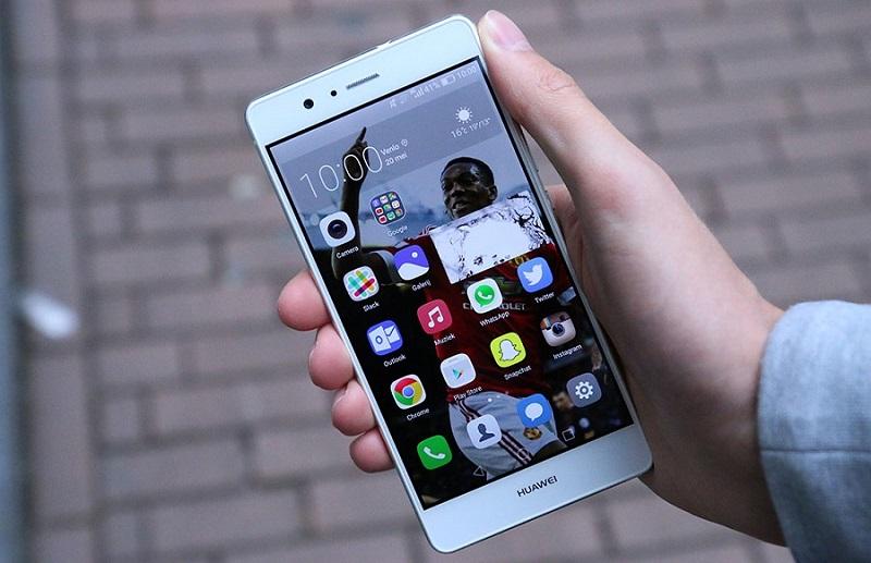 recupero delle foto cancellate da un telefono Huawei P9 Lite