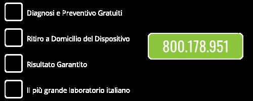 recovery italia punti di forza