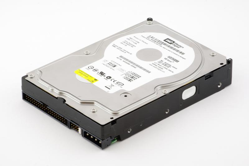 Recupero dati hard disk con messaggio di errore