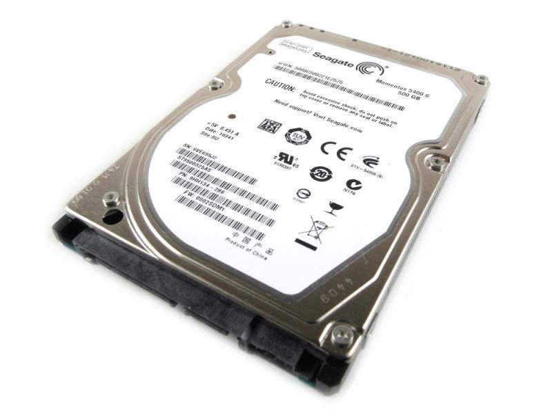 recuperare i dati dall'hard disk Seagate ST9500325AS caduto