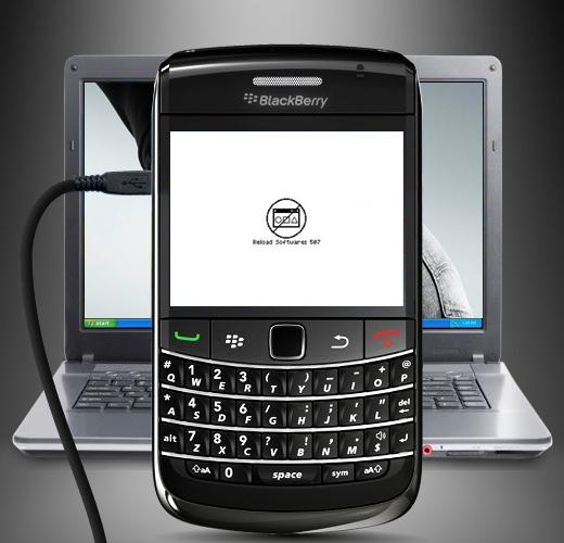 recuperare dati da un Blackberry bloccato dal codice di errore del sistema
