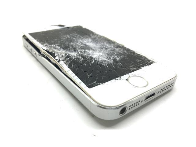 Smartphone Danneggiato