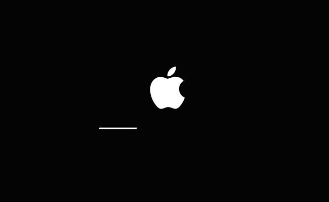 recuperare dati da un SSD Mac bloccato sulla barra di caricamento