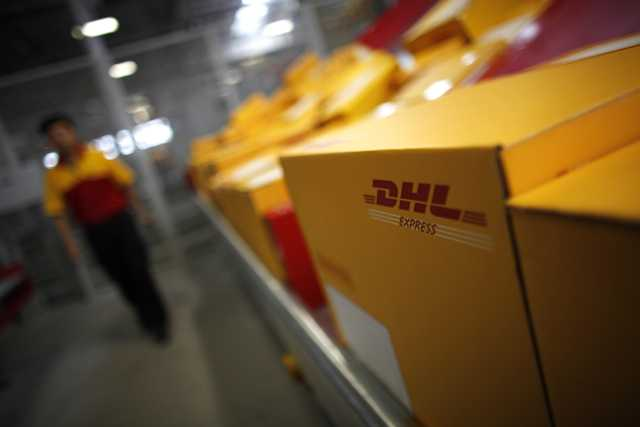 Servizio DHL Express