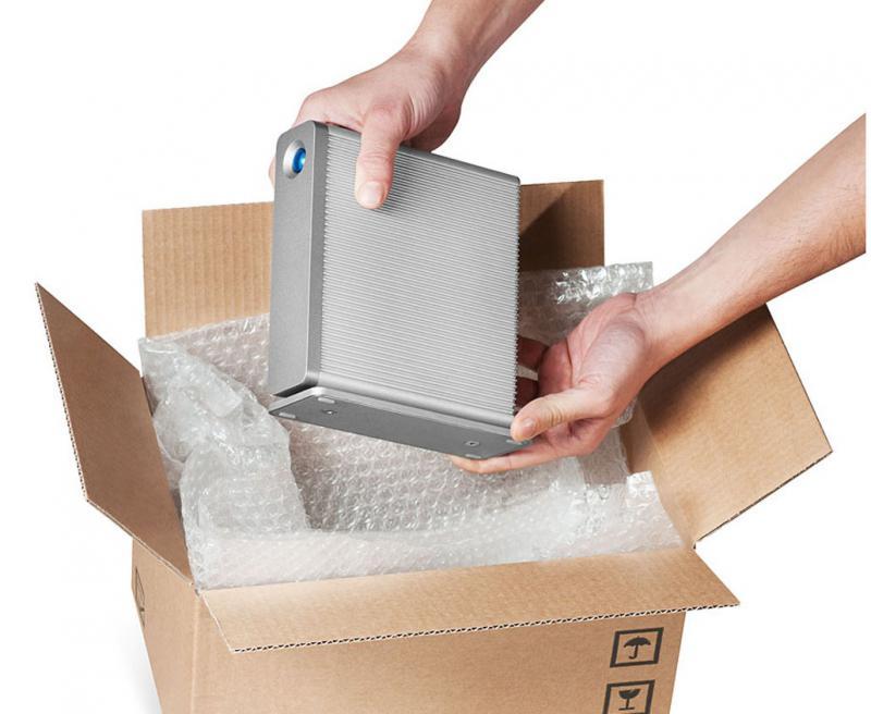 Imballaggio del dispositivo per il recupero dei dati
