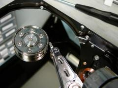 Danneggiamento superfici magnetiche