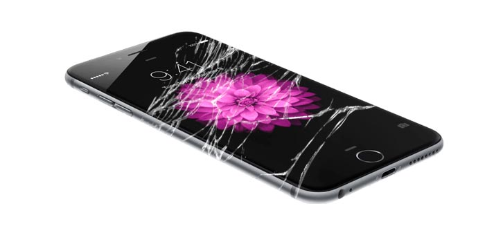 recupero dati iphone display rotto