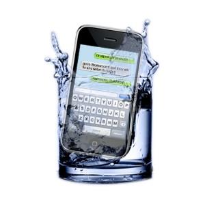 recupero dati iphone bagnato