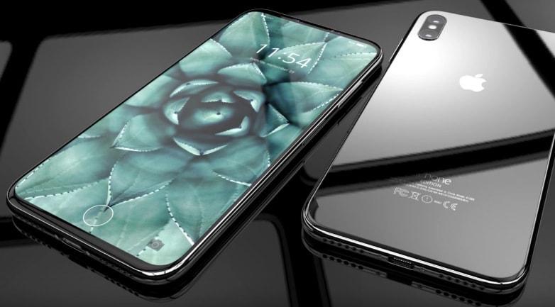 recupero dati iPhone 8 rotto
