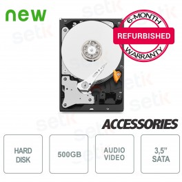 sicurezza hard disk refurbished