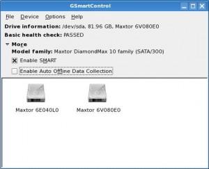 smart hard disk