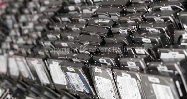 Hard Disk Cloni per il recupero dei dati